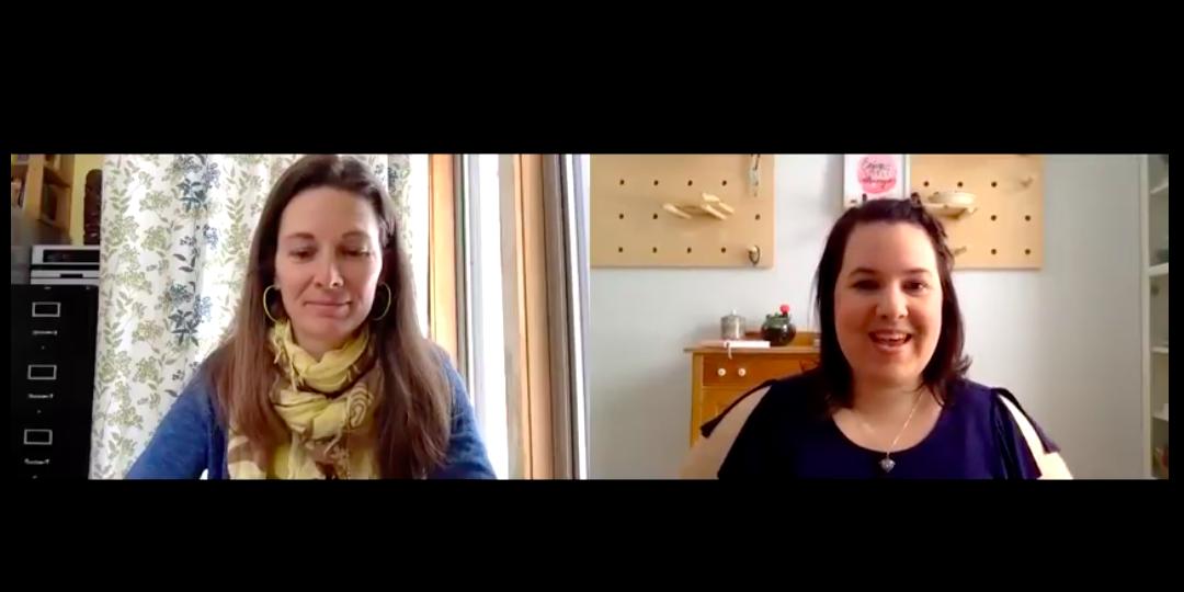 Entrevue inspirante avec Stéphanie Desmeules