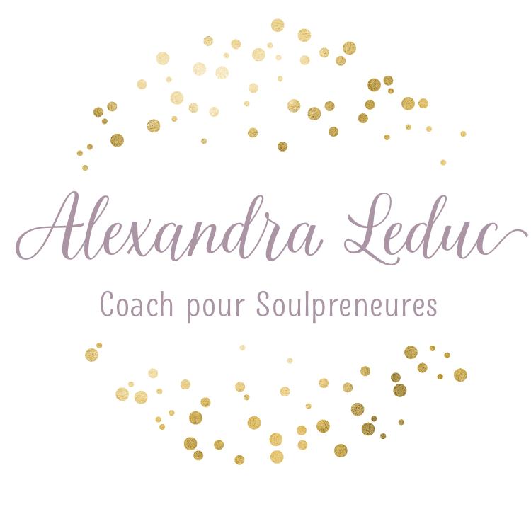 Alexandra Leduc coach pour Soulpreneures